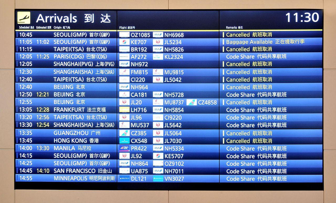 航空 コロナ 日本