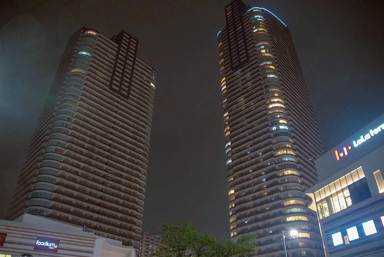 マンション タワー 武蔵 浸水 小杉